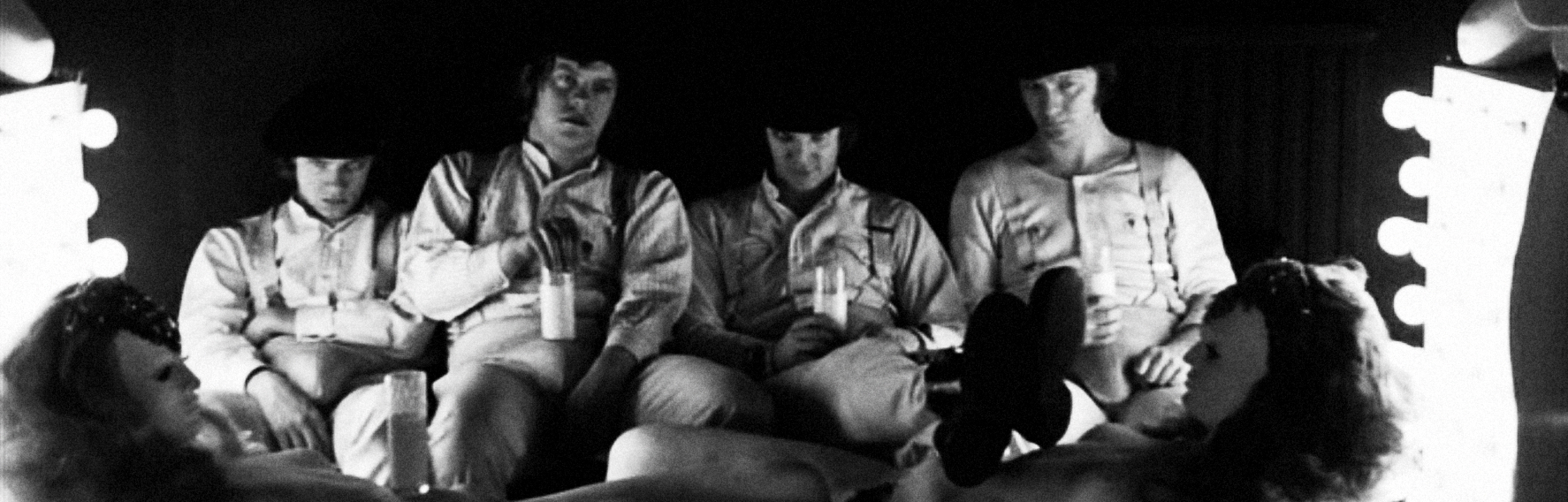 a clockwork orange film analysis A clockwork orange is the greatest film of the 1970s and the high point of kubrick's illustrious career it mesmerises from start to finish.