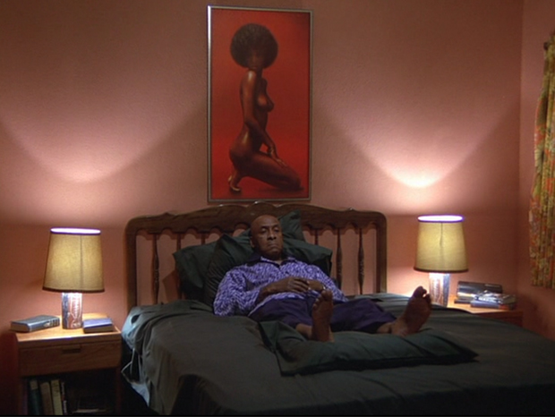 Image result for the shining halloran bedroom