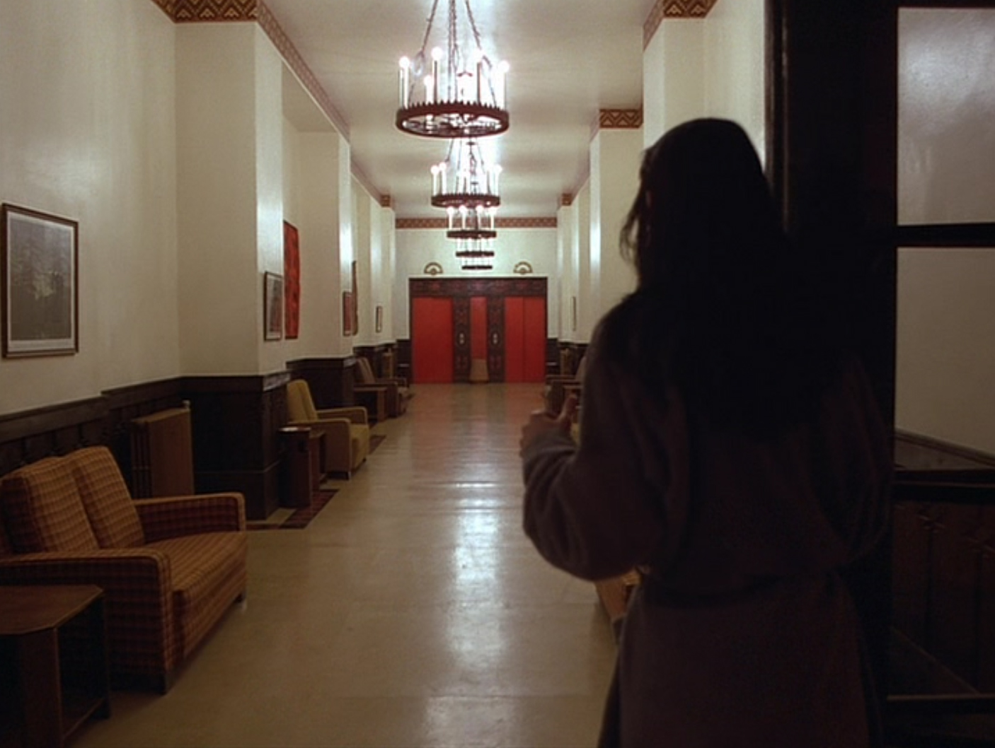 That Thing in the Elevator in 'The Shining'
