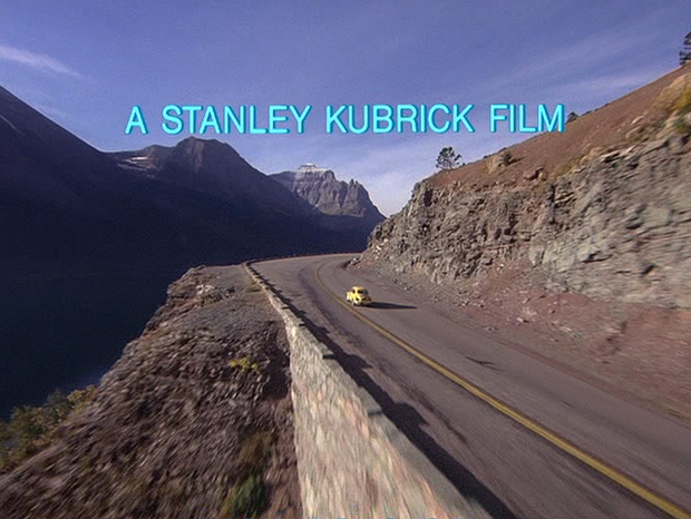 Kubrick's The Shining - The Opening A Clockwork Orange Wallpaper