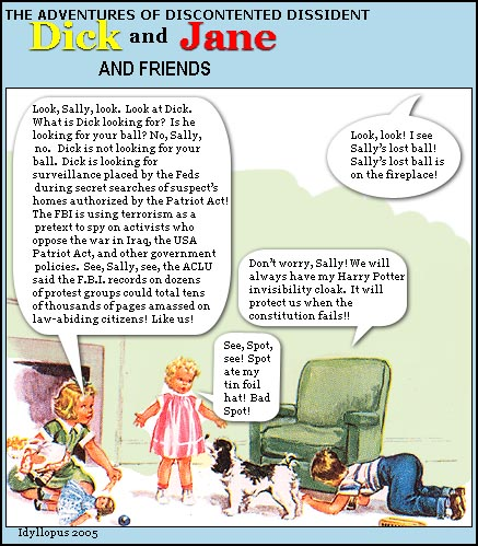 The Adventures of Dick and Jane: Roger Gross
