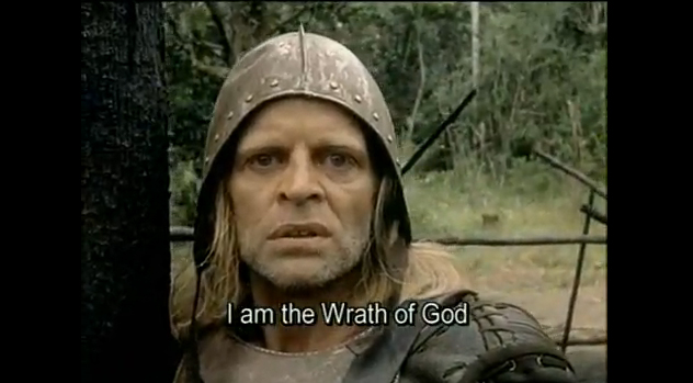 Aguirre The Wrath Of God Scene Analysis Essays - image 6