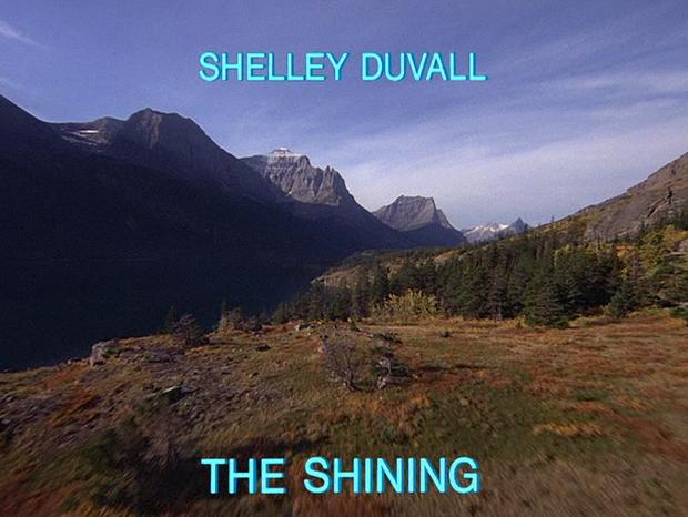 The Shining - The Shining title rises